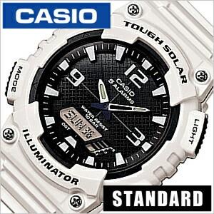 カシオ腕時計 CASIO時計 カシオ 時計 スタンダー...