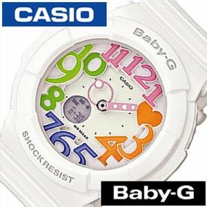 カシオ 腕時計 CASIO 時計 CASIO 腕時計 カシオ 時計 ベイビーG BABY-G レディース ホワイト BGA-131-7B3JF アナデジ デジタル 液晶 防