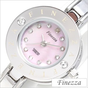 フィネッツァ腕時計[Finezza]FZ2011-PKSLレディー...