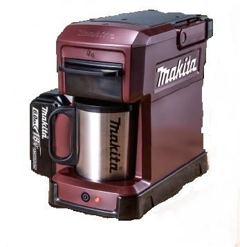 マキタ 充電式コーヒーメーカー CM501DZAR (オー...