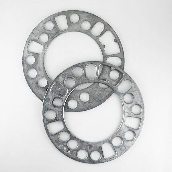 ホイールスペーサー 3mm 2枚入 PCD100 PCD114.3 4...