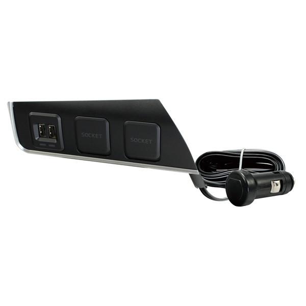 C-HR ZYX10 NGX50 専用 USBポート シガーソケット...