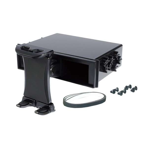 ヤック DIN BOX タブレットホルダー 1DIN BOX取り...