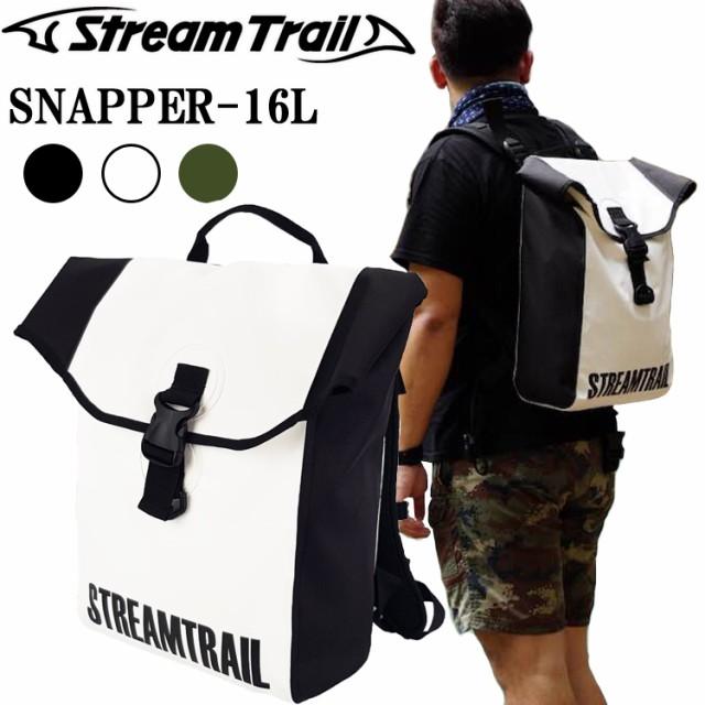 STREAMTRAIL ストリームトレイル スナッパー 16L ...
