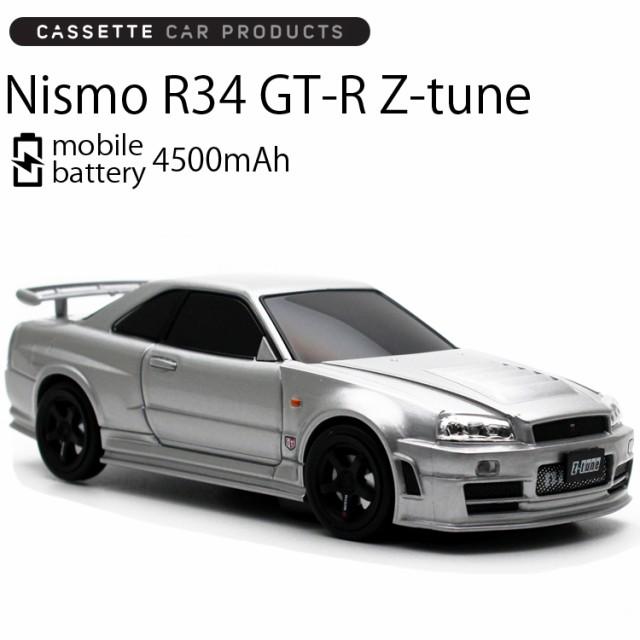 カセットカープロダクツ 日産GT-R R34 NISMO Z Tu...