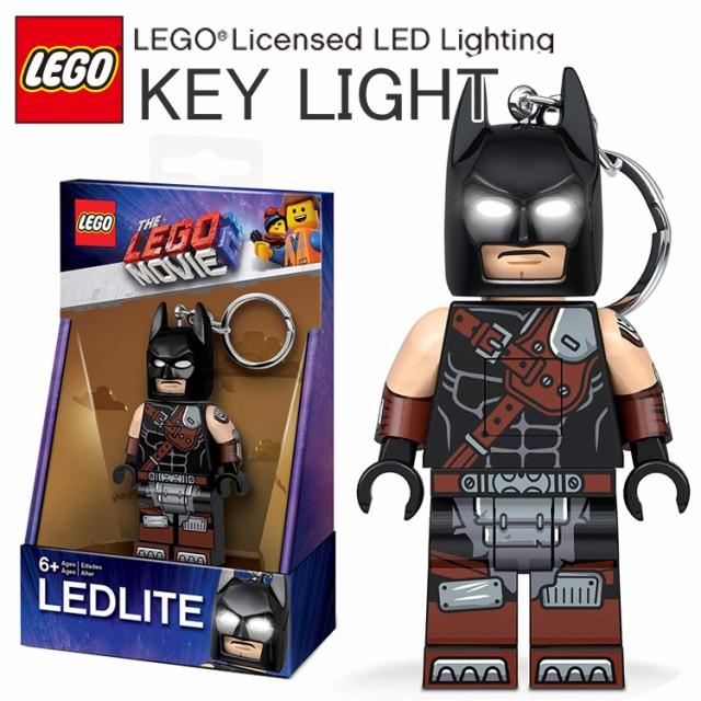 LEGO レゴ ムービー2 バットマン(LM2) LEDキーラ...