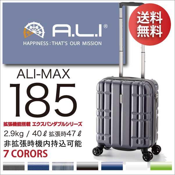 ALI アリマックス ALI-MAX185 アジアラゲージ 40L...