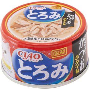 【いなばペット】チャオ とろみ ささみ・かつお...