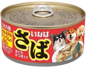 【いなばペット】日本の魚 さば まぐろ・かつお...