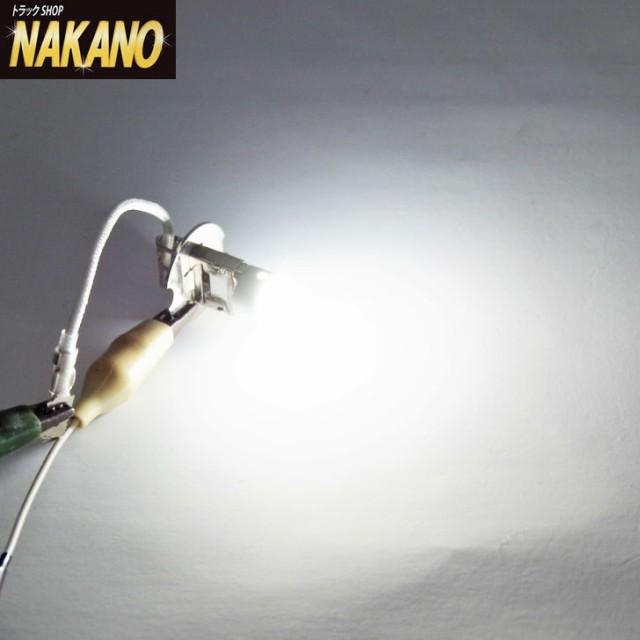 ☆何だこれ?驚きの明るさ 3D-SUPER LED H3バルブ...
