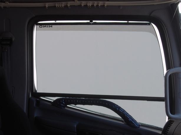 トラック用 ロールスクリーン R/Lセット 07フォワ...