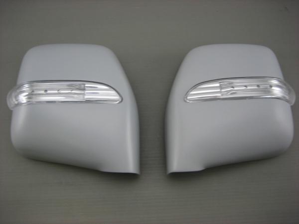 BRIGHTZ ワゴンR RR MC系 LEDウィンカー付ドアミ...
