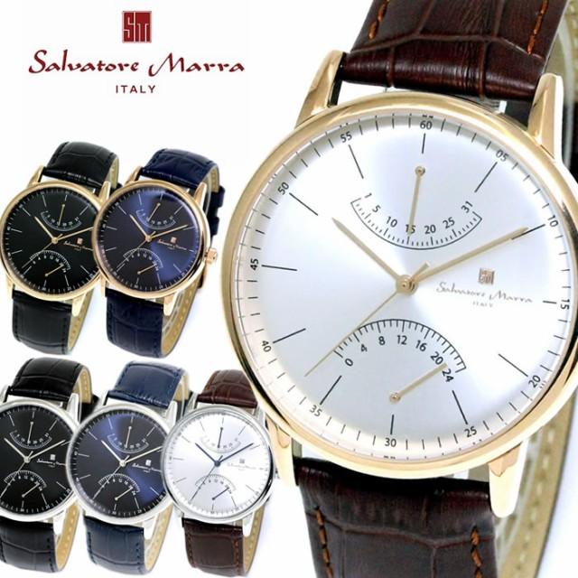 【Salvatore Marra】 サルバトーレマーラ 腕時計 ...