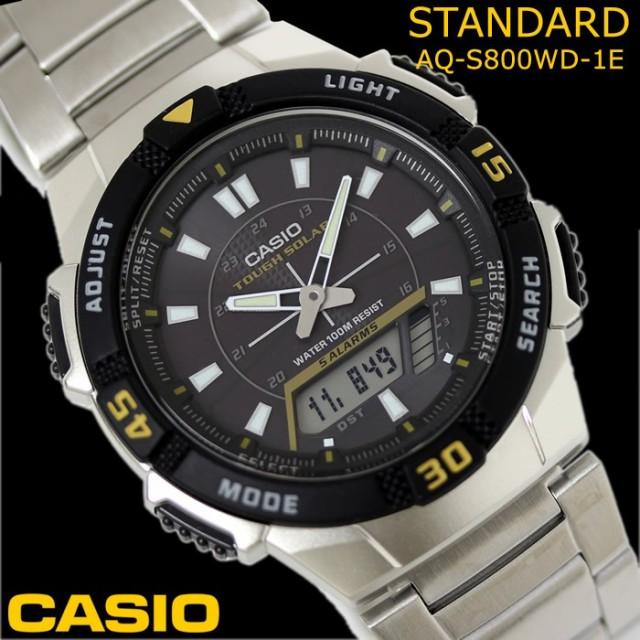 カシオ CASIO メンズ 腕時計 タフソーラー アナデ...
