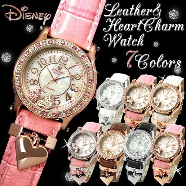 ミッキーマウス ミッキー 腕時計 レディース レデ...
