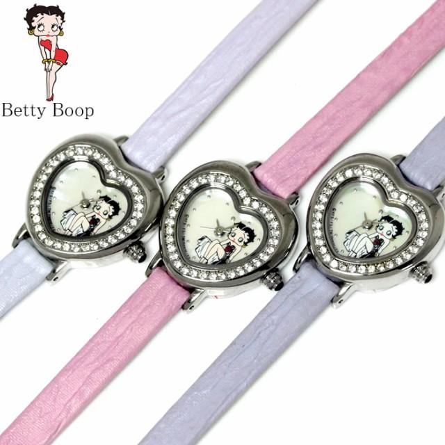 ベティブープ Betty Boop レディース 腕時計 ハー...