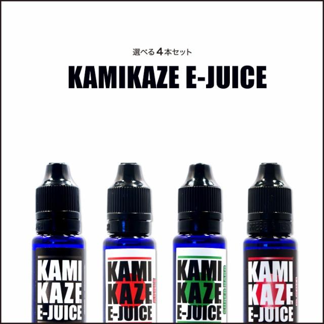 電子タバコ リキッド KAMIKAZE 正規品 カミカゼ ...