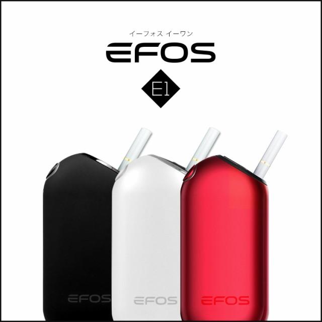 電子タバコ 加熱式タバコ 正規品 EFOS イーフォス...