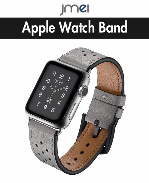 apple watch バンド 本革 Apple Watch バンド 42m...