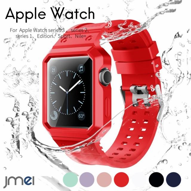 apple watch バンド カバー 一体型 42mm用 38mm用...