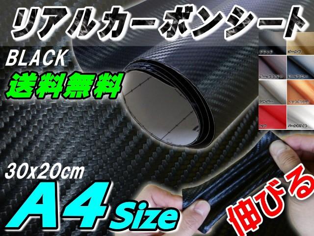 カーボン (A4) 黒 【商品一覧】 【メール便 送料...
