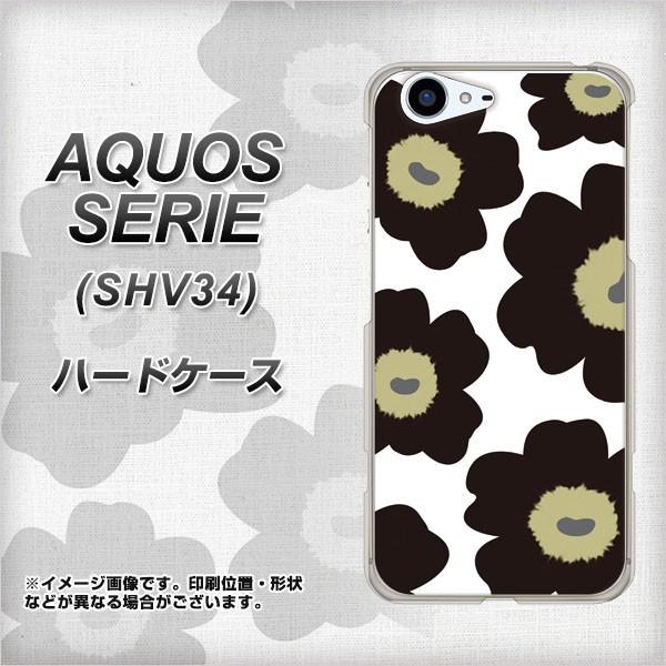 au AQUOS SERIE SHV34 ハードケース / カバー【VA...