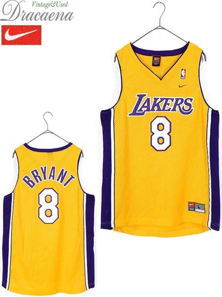 古着 タンクトップ NIKE製 NBA Los Angeles Laker...