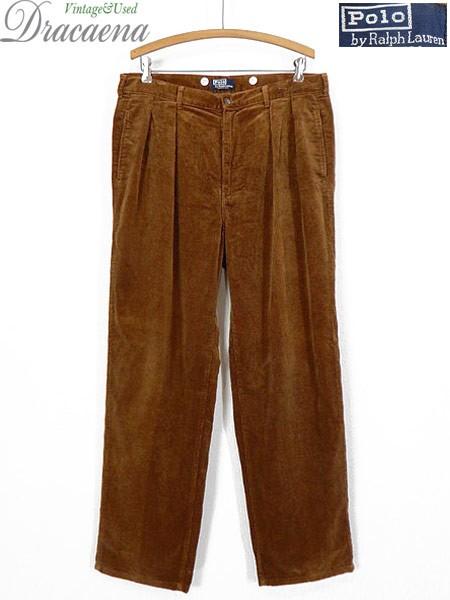 古着 パンツ 90s USA製 Polo Ralph Lauren ラルフ...