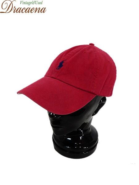 古着 帽子 Polo Ralph Lauren ラルフ ポニー ワン...