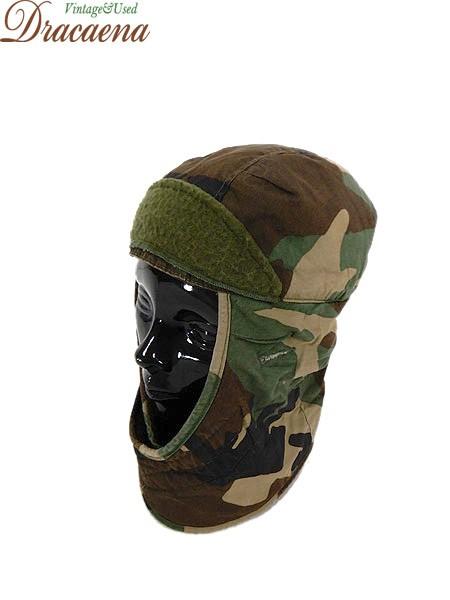 古着 帽子 85s 米軍 US ARMY ミリタリー 迷彩 フ...