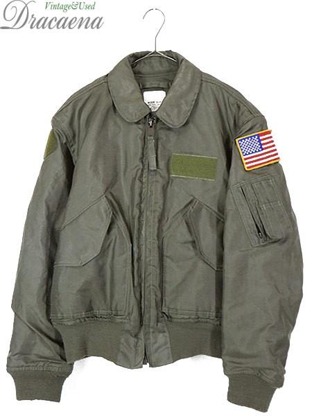 古着 ジャケット 92s 米軍 USAF CWU 45/P ミリタ...