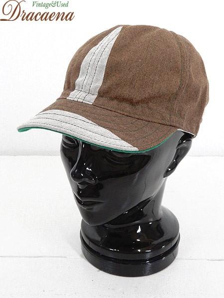 古着 帽子 60-70s Landry's Cap バイカラー コッ...