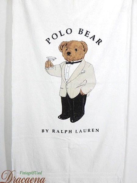 古着 雑貨 90s USA製 Ralph Lauren ラルフ 「 POL...