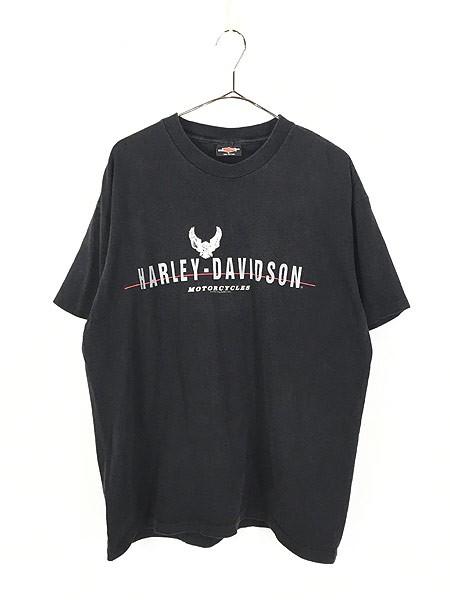古着 90s USA製 HARLEY DAVIDSON シールド&バー ...