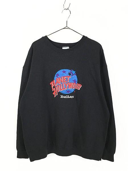 古着 90s USA製 PLANET HOLLYWOOD 「DALLAS」 BIG...