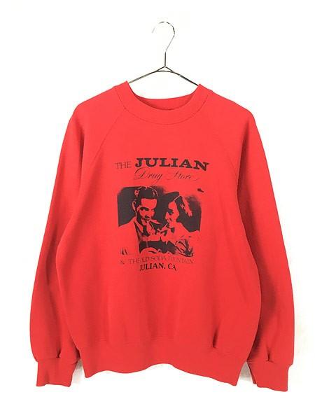 レディース 古着 80s USA製 「THE JULIAN」 両面 ...