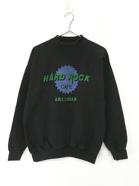 レディース 古着 80s USA製 Hard Rock Cafe 「AMS...