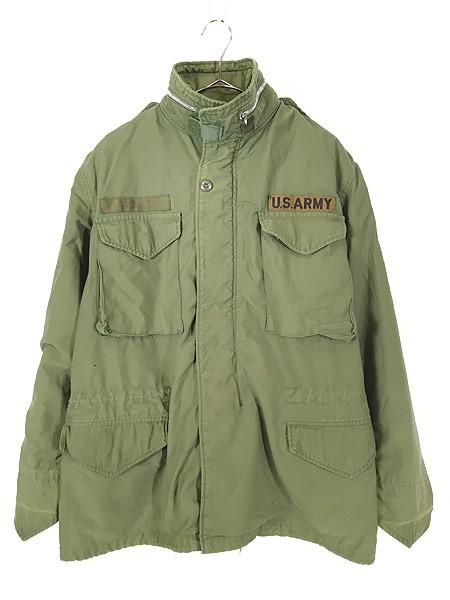 古着 60s 米軍 M-65 2nd 「グレーライナー & 後染...