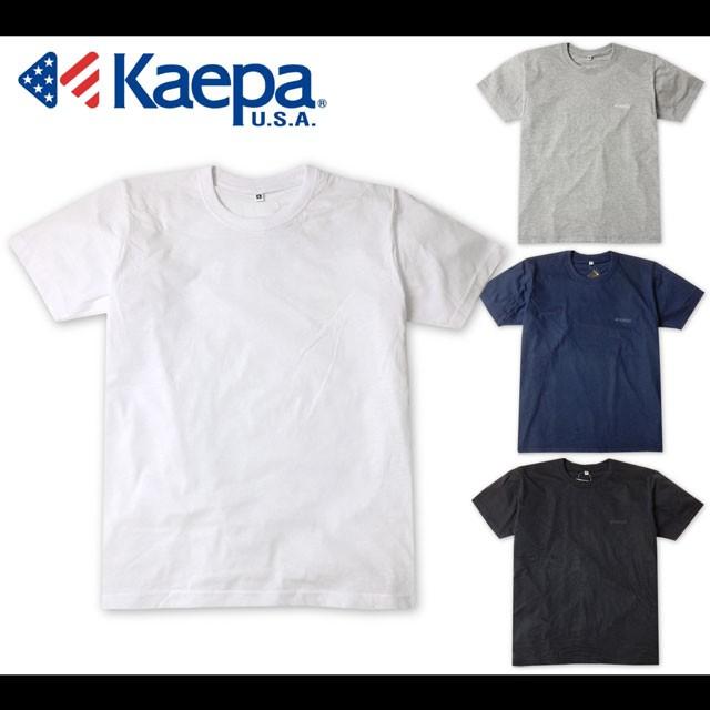 【送料無料】メンズ 肌着 Tシャツ 半袖 Kaepa ケ...
