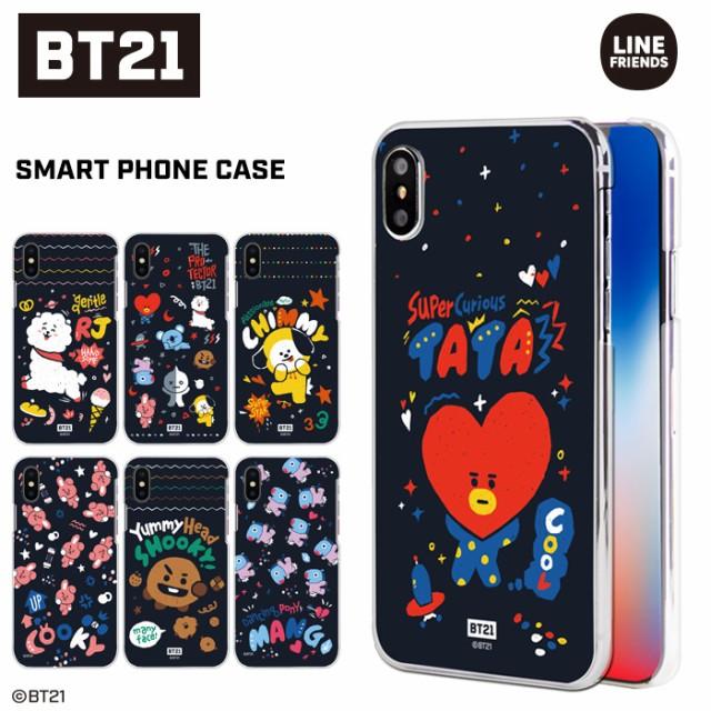 BT21 公式 グッズ スマホケース iPhone XS MAX iP...