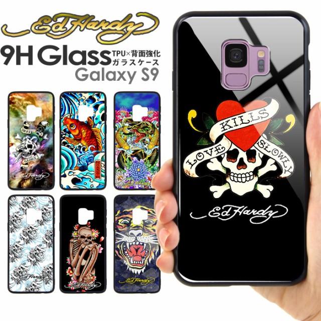 Galaxy S9 SC-02K SCV38 ケース エドハーディー ...
