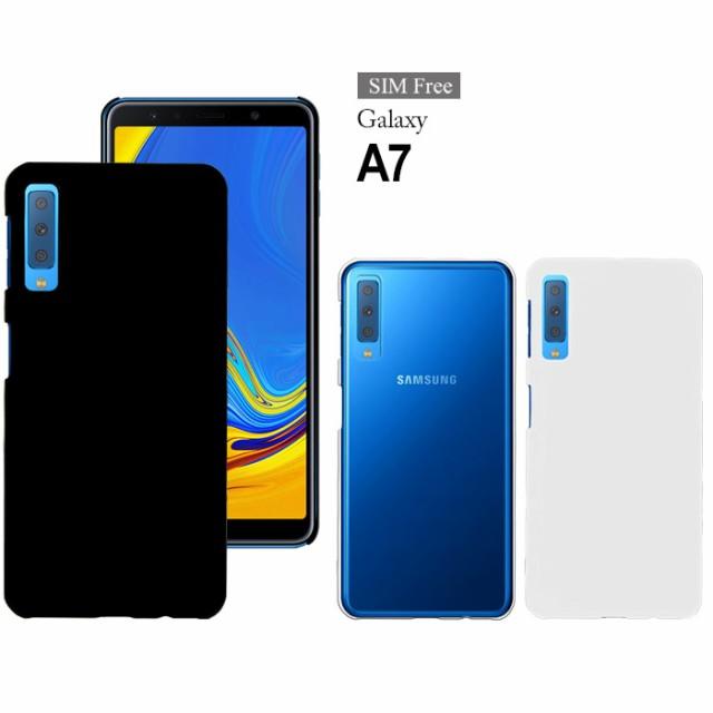 楽天モバイル Galaxy A7 SIMフリー MVNO ハードケ...