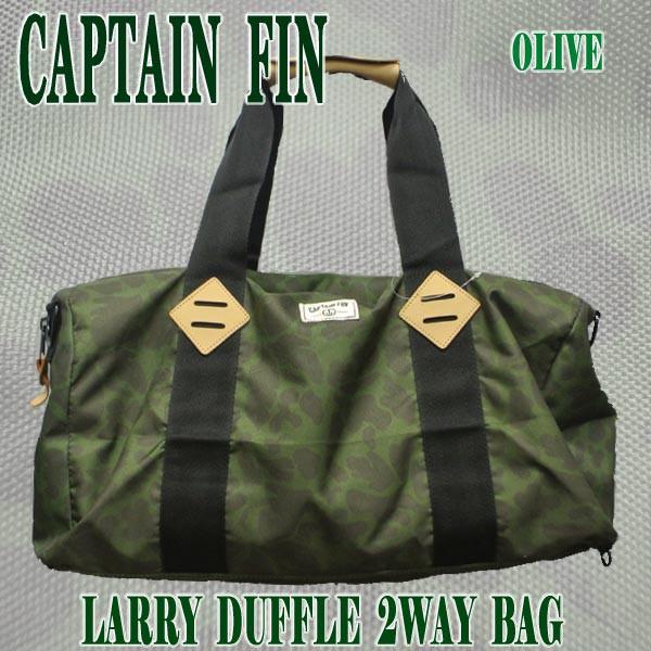 CAPTAIN FIN/キャプテンフィン LARRY DUFFLE BAG ...