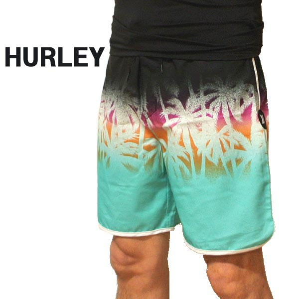 HURLEY/ハーレー LA PLAYA 18 BOARDSHORTS 男性用...