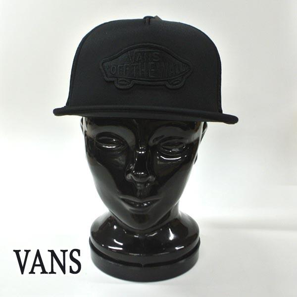VANS/バンズ VANS CLASSIC PATCH TRUCKER BLACK C...