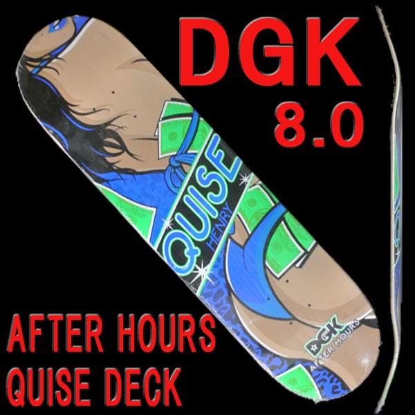 DGK/ディージーケイ スケートボード/スケボーデッ...