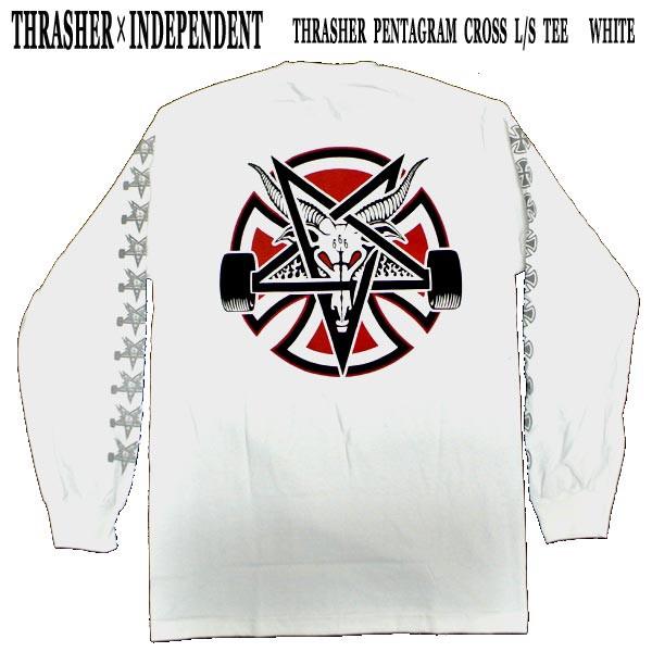 INDEPENDENT/インデペンデント THRASHER PENTAGRA...
