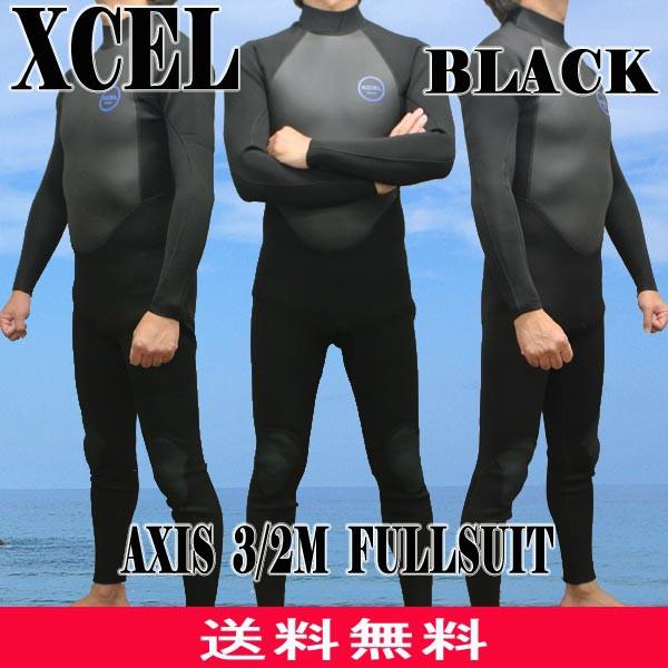 XCEL/エクセル 3/2mm AXIS GCS FULLSUIT WET SUIT...