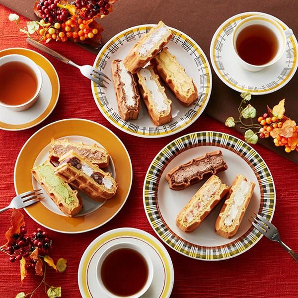 クリスマス お歳暮 ギフト ケーキ ワッフルケーキ 10個入り 【 のしOK 東京土産第1位 】