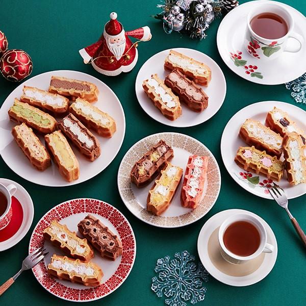 クリスマス お歳暮 ギフト ケーキ ワッフルケーキ...